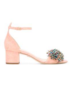 Elie Saab | Bead Embellished Sandals