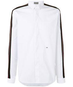 Dior Homme | Stripe Sleeve Shirt