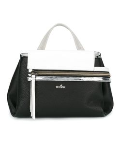 Hogan | Contrast Tote Bag Calf Leather