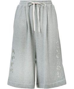 MIHARA YASUHIRO | Miharayasuhiro Cropped Trousers 36 Cotton