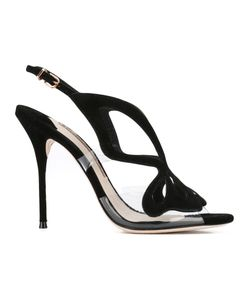 Sophia Webster   Butterfly Heeled Sandals Size 38