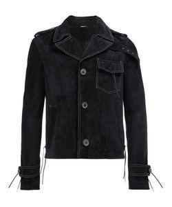 Lanvin | Tassel Detail Biker Jacket