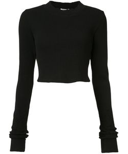 Cotton Citizen | Cropped Long Sleeved T-Shirt