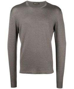 Loro Piana | Crew-Neck Jumper 48 Silk/Cashmere