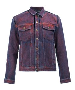 Y / PROJECT   Chest Pockets Denim Jacket Size 50