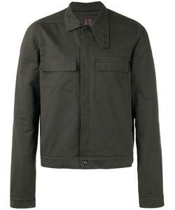 RICK OWENS DRKSHDW | Front Pocket Shirt Jacket Size Xl