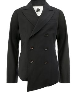 AGANOVICH | Asymmetric Double Breasted Blazer Men