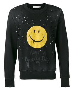 COACH | Embellished Sweatshirt S