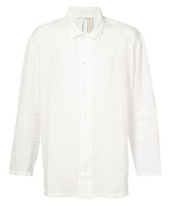 HORISAKI DESIGN & HANDEL | Sheer Button-Up Shirt