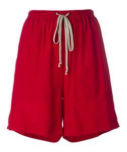 Rick Owens | Drawstring Boxer Shorts Size 40