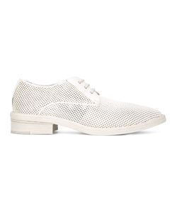 Marsell | Marsèll Perforated Allover Lace-Up Shoes 38.5 Nappa Leather/Leather