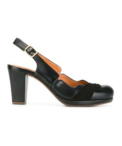 Chie Mihara | Sharpei Pumps 37.5 Calf Leather/Rubber
