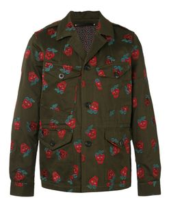 Paul Smith | Embroidered Strawberry Jacket