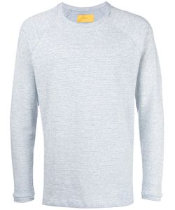 Journal | Ribbed Detail Sweatshirt Xl Cotton