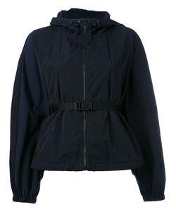 Ahirain | Belted Waist Rain Jacket Medium Polyamide
