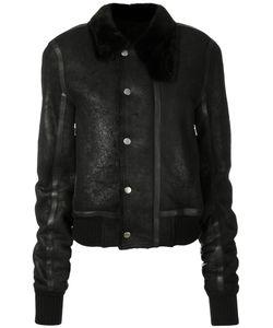Rick Owens | Куртка С Меховым Воротником