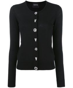 Markus Lupfer | Crystal Button Cardigan