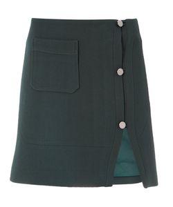 EGREY | Button-Up Skirt
