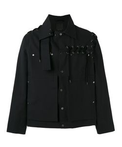 CRAIG GREEN | Lace Detail Jacket Small Cotton