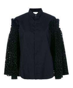 Comme Des Garçons Noir Kei Ninomiya | Leopard Print Shirt