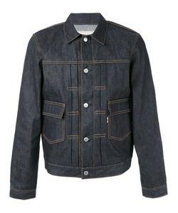 Maison Kitsune | Джинсовая Куртка С Вышивкой