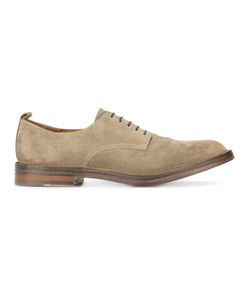Buttero | Classic Lace Up Shoes 43 Calf Leather/Calf