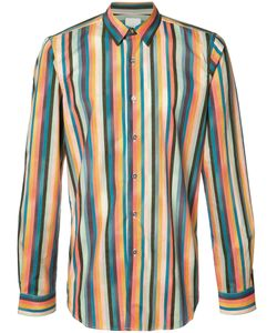 Paul Smith   Striped Shirt Size Small