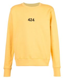 424 Fairfax | Alias Crewneck Sweatshirt Men