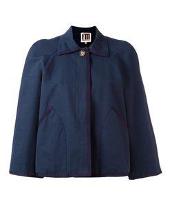 I'm Isola Marras | Fla Cropped Jacket 44 Cotton/Polyamide/Acetate/Viscose
