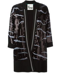 8pm | Sequins Detail Cardigan Size Medium