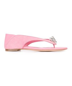 Alexander McQueen | King And Queen Sandals 36 Leather
