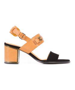 Veronique Branquinho | Chunky Heel Sandals Size 39.5