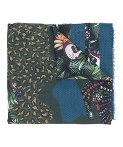 Zadig & Voltaire | Guitar And Jungle Print Scarf Women
