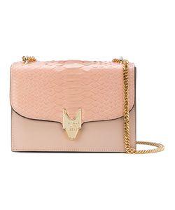 VISONE | Carol Snakeskin Effect Handbag Women
