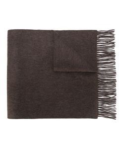 N.PEAL | Large Woven Scarf Men One