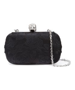 Alexander McQueen | Embroidered Box Clutch