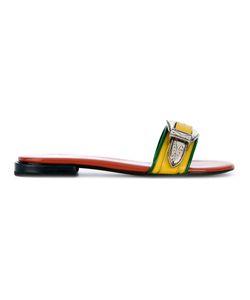 Toga Pulla | Colour Block Sandals