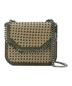 Stella Mccartney | Falabella Box Wicker Bag Artificial