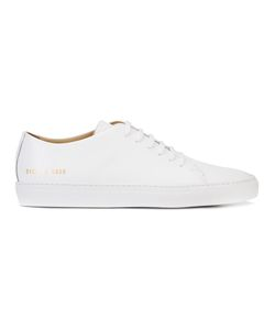 Common Projects | Lace Up Trainers 43 Leather/Rubber
