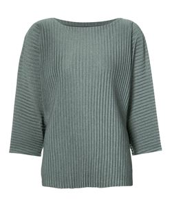 PLEATS PLEASE BY ISSEY MIYAKE   Checker Blouse