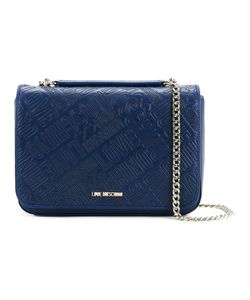 Love Moschino | Chain Strap Branded Bag