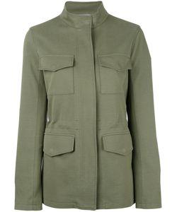 Closed | High Neck Zipped Jacket Xs Cotton/Viscose
