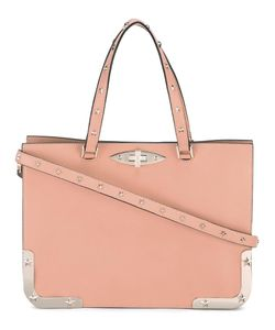Red Valentino | Detail Tote Leather/Metal Other