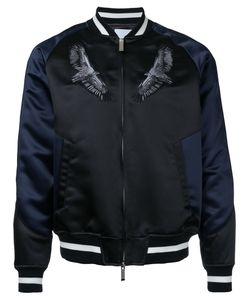 Yoshio Kubo | Куртка-Бомбер С Вышивкой Орла