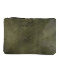 Orciani | Large Zip Clutch