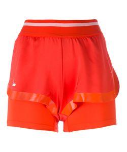 Adidas By Stella  Mccartney   Adidas By Stella Mccartney Logo Print Shorts Size Small