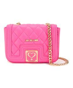 Love Moschino | Quilted Crossbody Bag Polyurethane