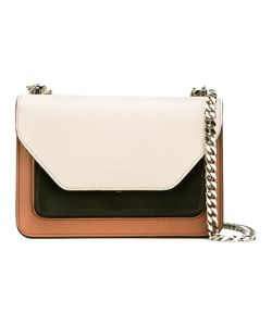 Elena Ghisellini | Multiple Chains Shoulder Bag Calf