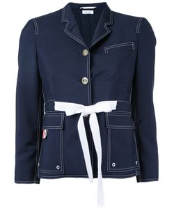 Thom Browne | Lace Up Blazer Size