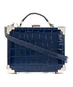 ASPINAL OF LONDON | Textured Box Shoulder Bag